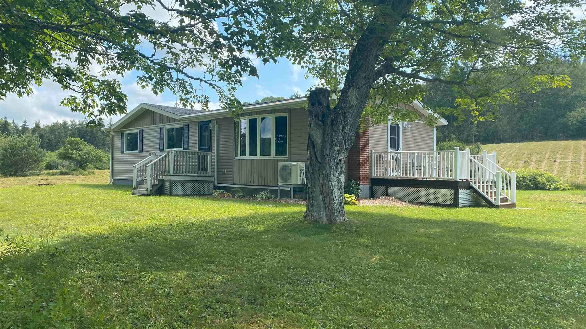 Main Photo: 4859 East River West Side Road in Springville: 108-Rural Pictou County Residential for sale (Northern Region)  : MLS®# 202118937