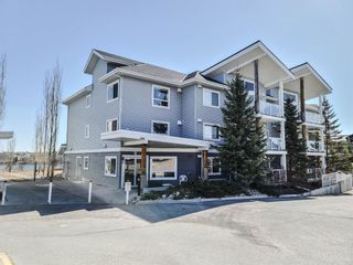 Photo 1: 106 380 Marina Drive: Chestermere Apartment for sale : MLS®# A1094258