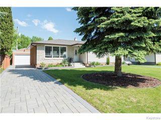 Photo 1: 21 Triton Bay in Winnipeg: St Vital Residential for sale (South East Winnipeg)  : MLS®# 1615029