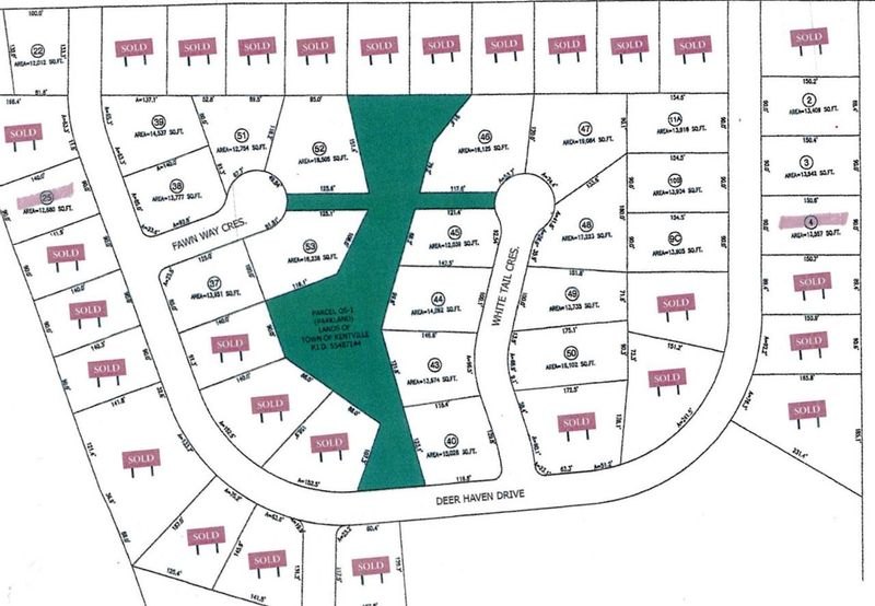 FEATURED LISTING: Lot 50 White Tail Court Kentville