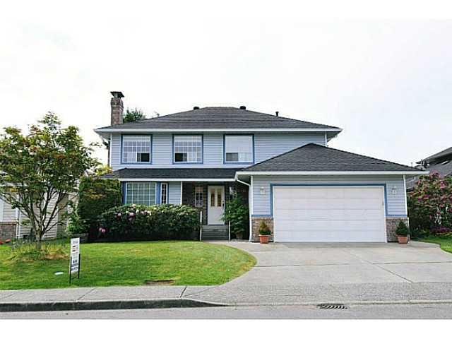 "Main Photo: 22066 126TH Avenue in Maple Ridge: West Central House for sale in ""DAVISON SUBDIVSION"" : MLS®# V1124354"