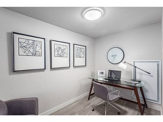"""Photo 15: 2107 1618 QUEBEC Street in Vancouver: Mount Pleasant VE Condo for sale in """"CENTRAL"""" (Vancouver East)  : MLS®# V1142760"""