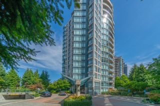 """Photo 1: 702 4567 HAZEL Street in Burnaby: Forest Glen BS Condo for sale in """"THE MONARCH"""" (Burnaby South)  : MLS®# R2613040"""
