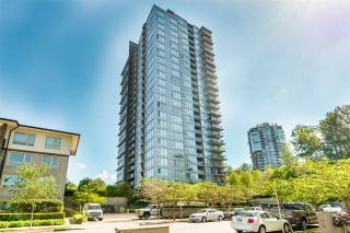 """Photo 1: 2509 660 NOOTKA Way in Port Moody: Port Moody Centre Condo for sale in """"NAHANNI"""" : MLS®# R2554249"""