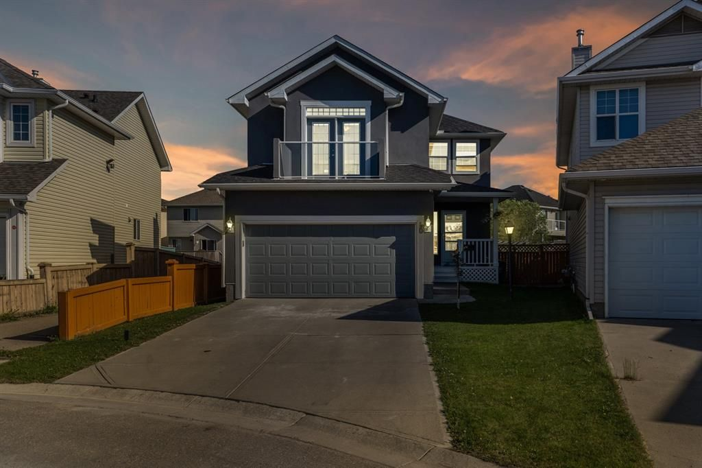 Main Photo: 40 Coral Reef Bay NE in Calgary: Coral Springs Detached for sale : MLS®# A1118339