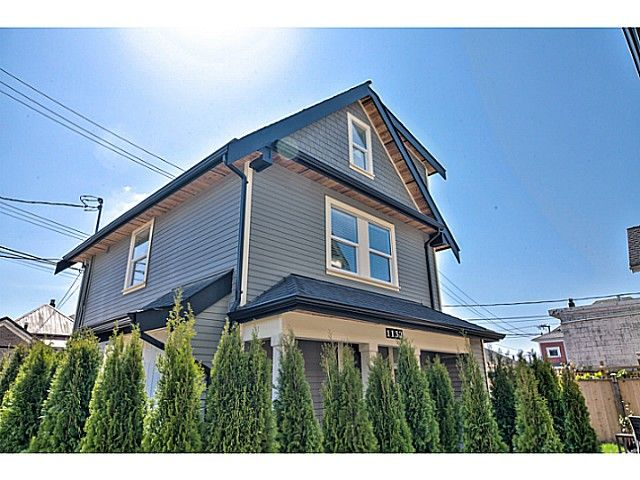 Main Photo: 1132 E PENDER ST in Vancouver: Mount Pleasant VE Condo for sale (Vancouver East)  : MLS®# V1123740