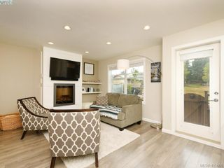 Photo 3: 6 3356 Whittier Ave in VICTORIA: SW Rudd Park Row/Townhouse for sale (Saanich West)  : MLS®# 824505