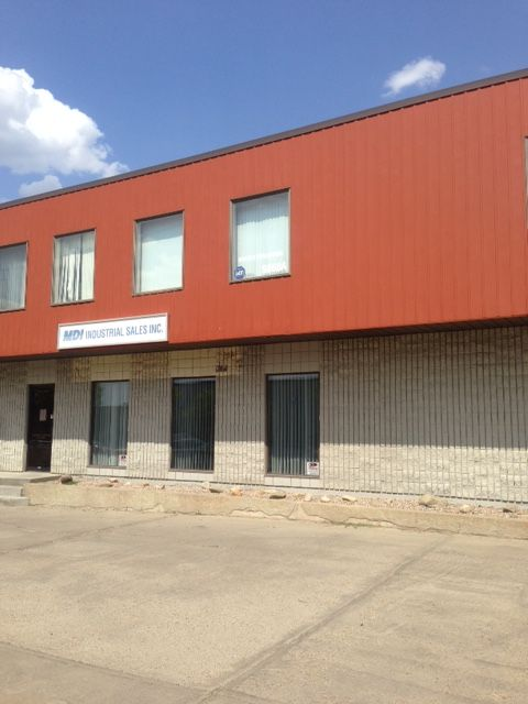 Main Photo: 9852 33 Avenue: Industrial for lease