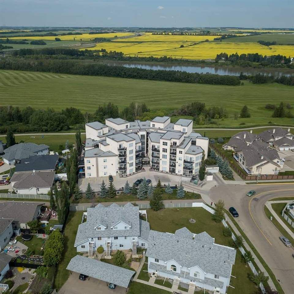Main Photo: 414 9940 SHERRIDON Drive: Fort Saskatchewan Condo for sale : MLS®# E4236872