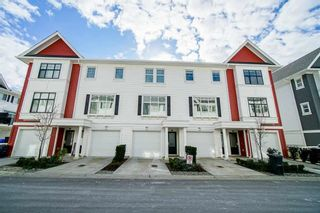 Photo 1: 115 27735 ROUNDHOUSE Drive in Abbotsford: Aberdeen Townhouse for sale : MLS®# R2541880