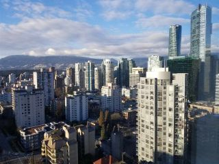 """Photo 5: 2406 1028 BARCLAY Street in Vancouver: West End VW Condo for sale in """"PATINA"""" (Vancouver West)  : MLS®# R2538595"""