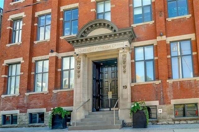 FEATURED LISTING: 504 - 19 River Street Toronto