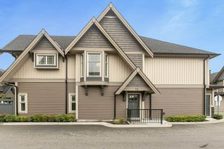 "Photo 19: 16 19095 MITCHELL Road in Pitt Meadows: Central Meadows Townhouse for sale in ""Brogden Brown"" : MLS®# R2470494"