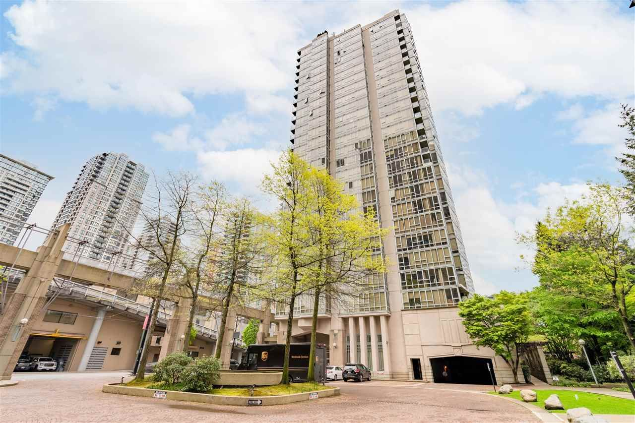 Main Photo: 1205 930 CAMBIE Street in Vancouver: Yaletown Condo for sale (Vancouver West)  : MLS®# R2601318