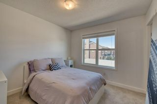 Photo 21: 182 Silverado Boulevard SW in Calgary: Silverado Row/Townhouse for sale : MLS®# A1102908