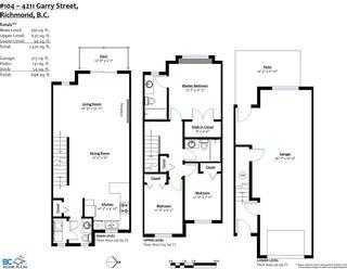 "Photo 16: 104 4211 GARRY Street in Richmond: Steveston South Townhouse for sale in ""Garry Garden"" : MLS®# R2252921"