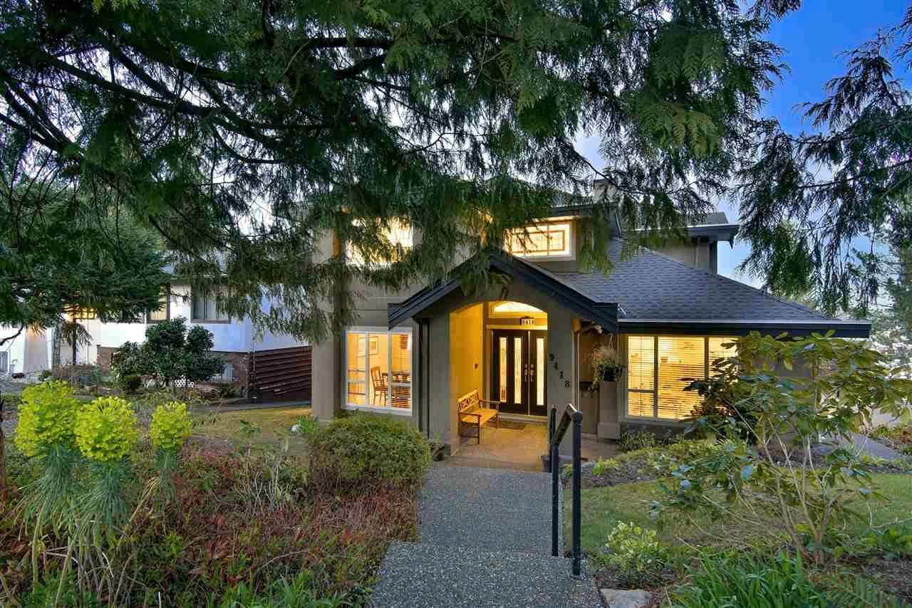 "Main Photo: 9418 162A Street in Surrey: Fleetwood Tynehead House for sale in ""HIGHRIDGE ESTATES"" : MLS®# R2566033"
