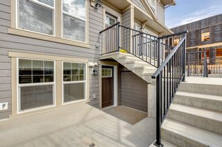Main Photo: 475 Cranbrook Square SE in Calgary: Cranston Row/Townhouse for sale : MLS®# A1150851