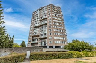 """Photo 1: 603 11881 88 Avenue in Delta: Annieville Condo for sale in """"Kennedy Heights Tower"""" (N. Delta)  : MLS®# R2602778"""