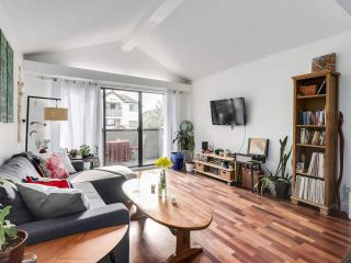"Photo 2: 303 725 COMMERCIAL Drive in Vancouver: Hastings Condo for sale in ""Place Devito"" (Vancouver East)  : MLS®# R2509088"