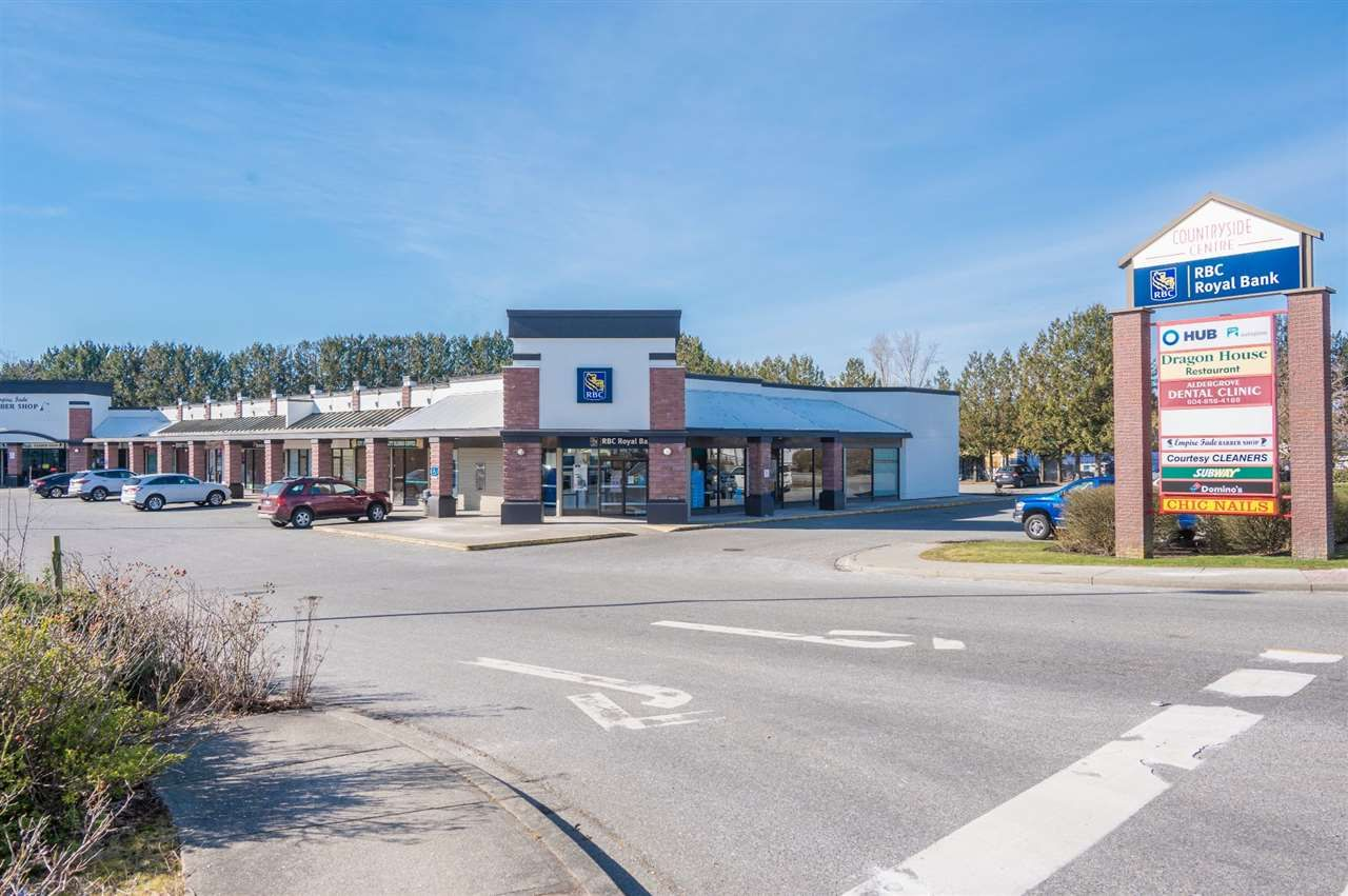 Main Photo: 27522 FRASER Highway: Retail for lease in Langley: MLS®# C8037153