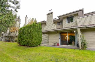 Photo 19: 117 1386 LINCOLN DRIVE in Port Coquitlam: Oxford Heights Townhouse for sale : MLS®# R2119011