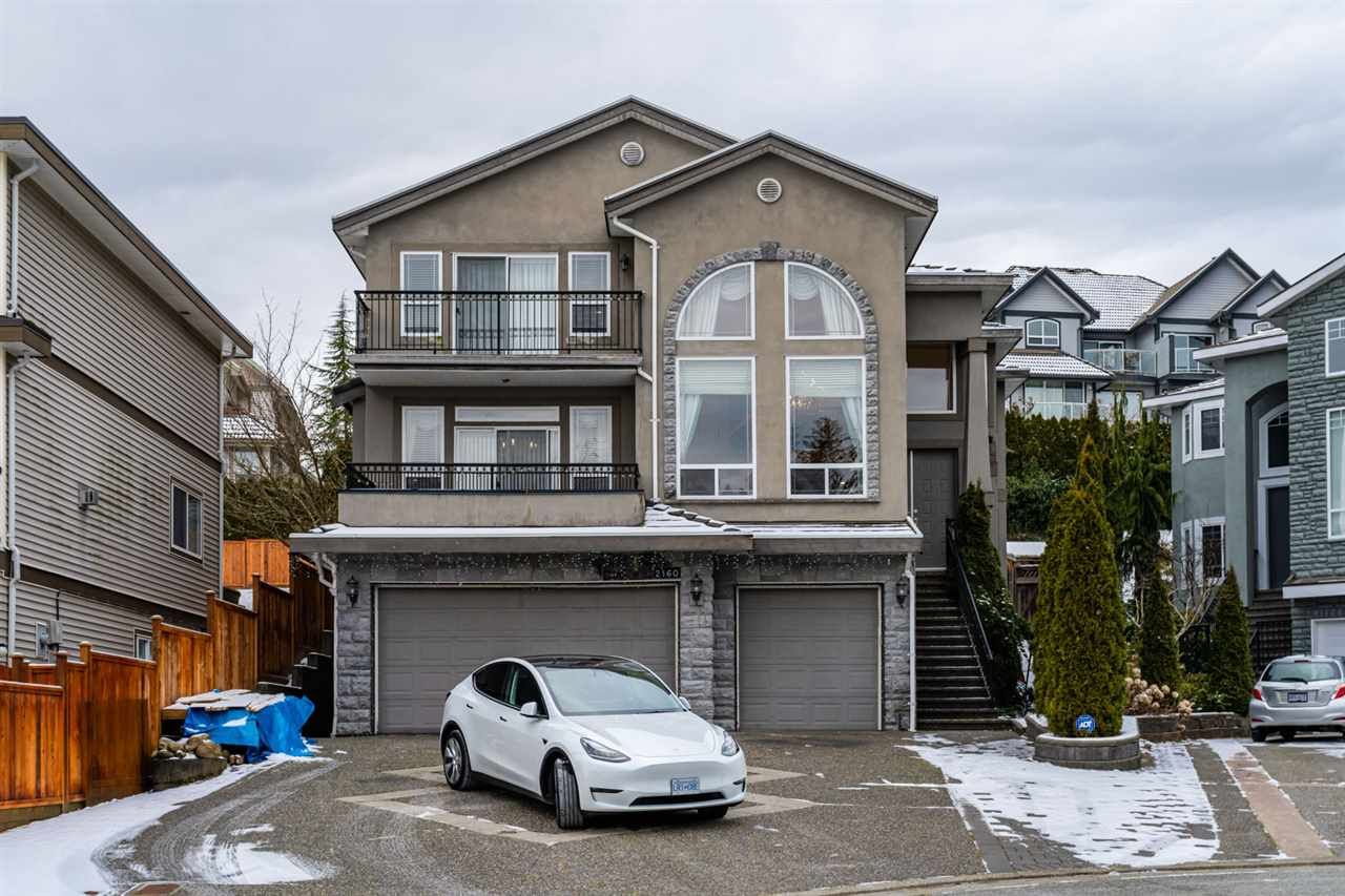 Main Photo: 2160 BRAESIDE PLACE in Coquitlam: Westwood Plateau House for sale : MLS®# R2539457