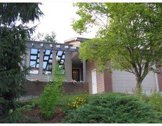 "Photo 1: 1352 LANSDOWNE Drive in Coquitlam: Upper Eagle Ridge House for sale in ""UPPER EAGLE RIDGE"" : MLS®# V780353"