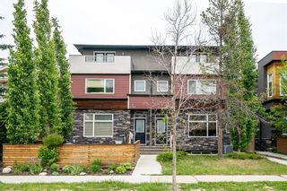 Photo 2: 2 4726 17 Avenue NW in Calgary: Montgomery Row/Townhouse for sale : MLS®# A1116859