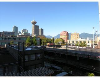 "Photo 8: 401 531 BEATTY Street in Vancouver: Downtown VW Condo for sale in ""531 BEATTY"" (Vancouver West)  : MLS®# V667517"
