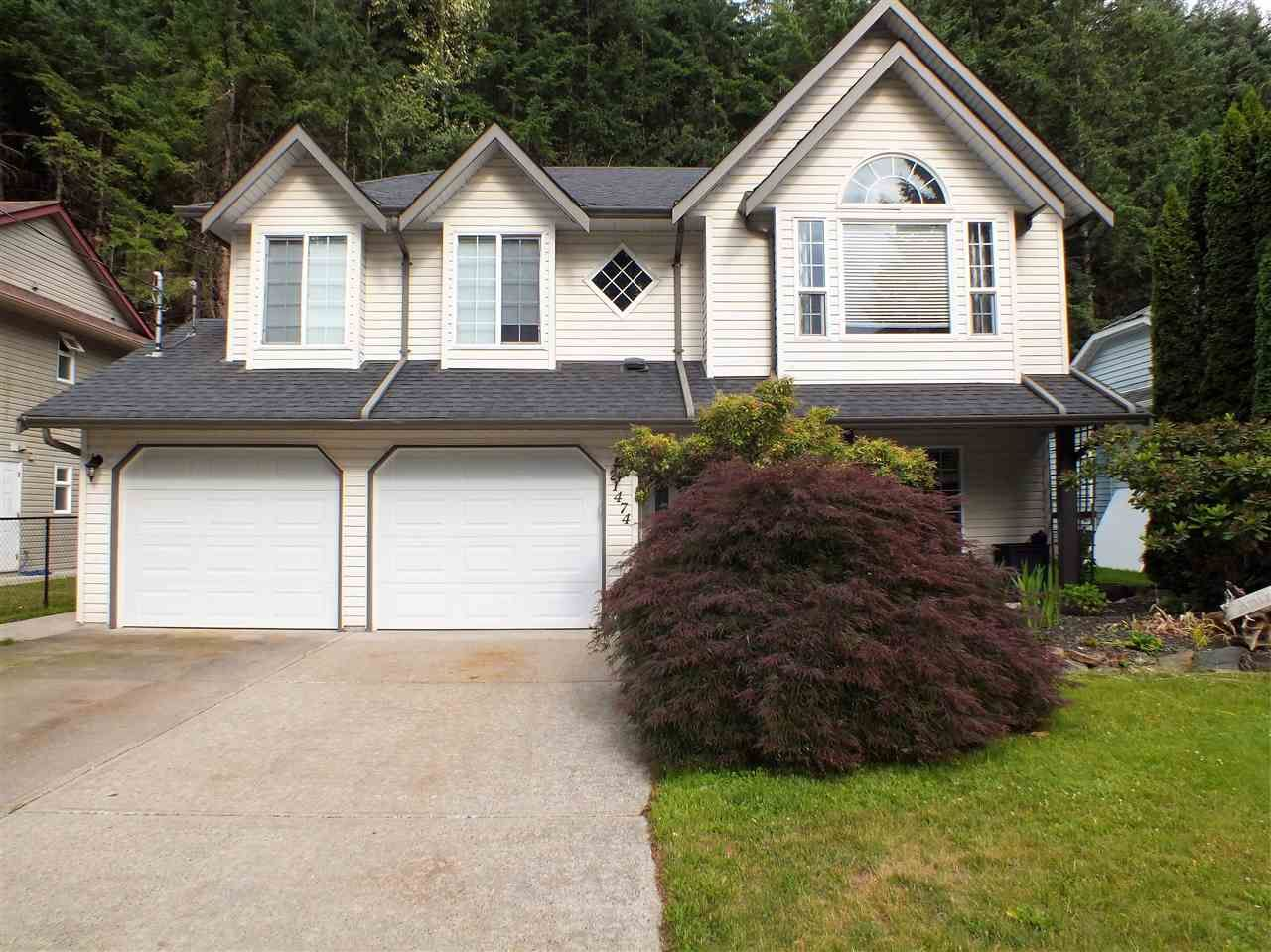 Main Photo: 21474 RICHMOND Drive in Hope: Hope Kawkawa Lake House for sale : MLS®# R2546791