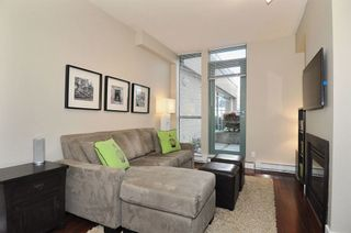 Photo 4: 205 1238 BURRARD STREET in Vancouver West: Home for sale : MLS®# R2007783