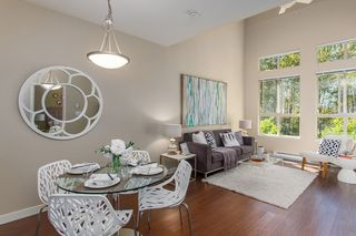 """Photo 3: 405 101 MORRISSEY Road in Port Moody: Port Moody Centre Condo for sale in """"LIBRA B/SUTTERBROOK VILLAGE"""" : MLS®# R2101263"""