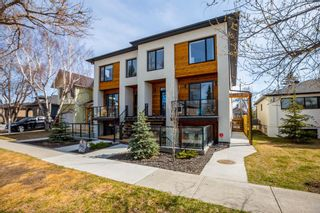Main Photo: 1 407 14 Avenue NE in Calgary: Renfrew Row/Townhouse for sale : MLS®# A1101863