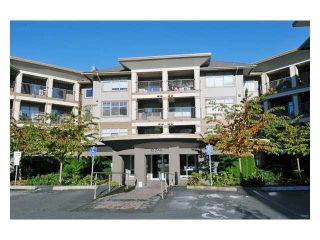 "Photo 1: 322 12248 224TH Street in Maple Ridge: East Central Condo for sale in ""URBANO"" : MLS®# V1103751"