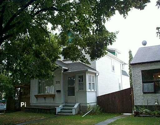 Main Photo: 372 SYDNEY Avenue in WINNIPEG: East Kildonan Single Family Detached for sale (North East Winnipeg)  : MLS®# 2615002