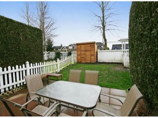 Photo 17: # 19 6465 184A ST in Surrey: Cloverdale BC Condo for sale (Cloverdale)  : MLS®# F1407563