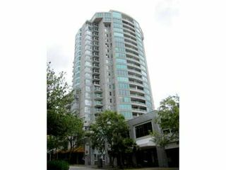 """Photo 1: 1006 1500 HOWE Street in Vancouver: Yaletown Condo for sale in """"DISCOVERY"""" (Vancouver West)  : MLS®# V899681"""