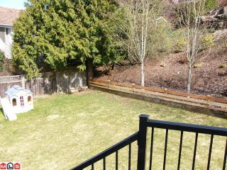 "Photo 10: 35322 POPLAR Court in Abbotsford: Abbotsford East House for sale in ""Clayburn Views"" : MLS®# F1108037"