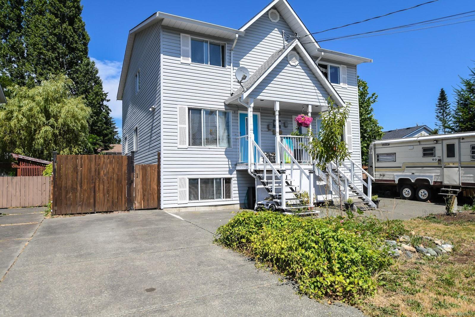 Main Photo: B 223 Mitchell Pl in Courtenay: CV Courtenay City Half Duplex for sale (Comox Valley)  : MLS®# 882875
