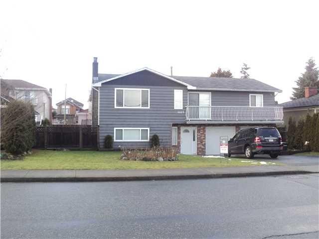 Main Photo: 6669 COLBORNE Avenue in Burnaby: Upper Deer Lake House for sale (Burnaby South)  : MLS®# V863056