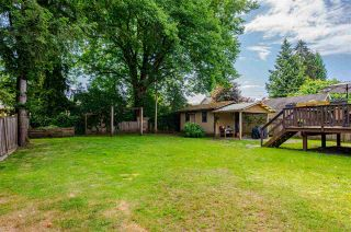 Photo 29: 8870 BARTLETT Street in Langley: Fort Langley House for sale : MLS®# R2591281