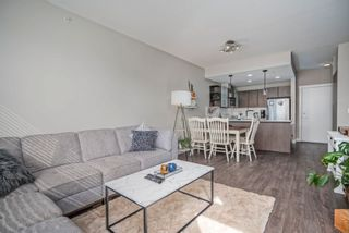 """Photo 5: 407 19936 56 Avenue in Langley: Langley City Condo for sale in """"Bearing Pointe"""" : MLS®# R2616051"""