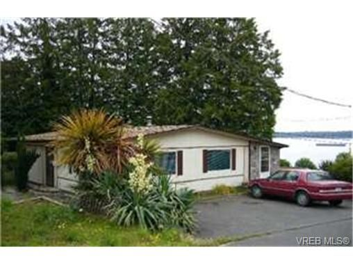 Main Photo:  in SAANICHTON: CS Hawthorne Manufactured Home for sale (Central Saanich)  : MLS®# 440006