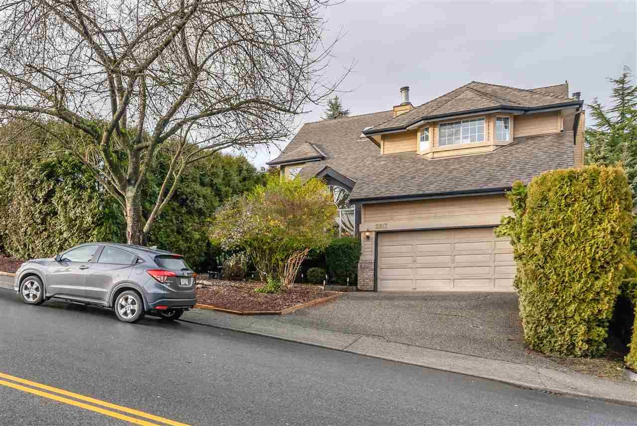 Main Photo: 2917 DELAHAYE Drive in Coquitlam: Canyon Springs House for sale : MLS®# R2559016