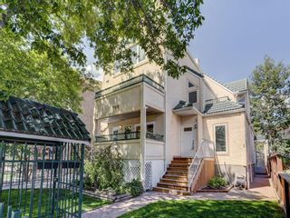 Main Photo: 3 708 2 Avenue NW in Calgary: Sunnyside Row/Townhouse for sale : MLS®# A1120937
