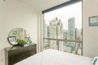 """Photo 11: 2601 928 RICHARDS Street in Vancouver: Yaletown Condo for sale in """"THE SAVOY"""" (Vancouver West)  : MLS®# R2288010"""