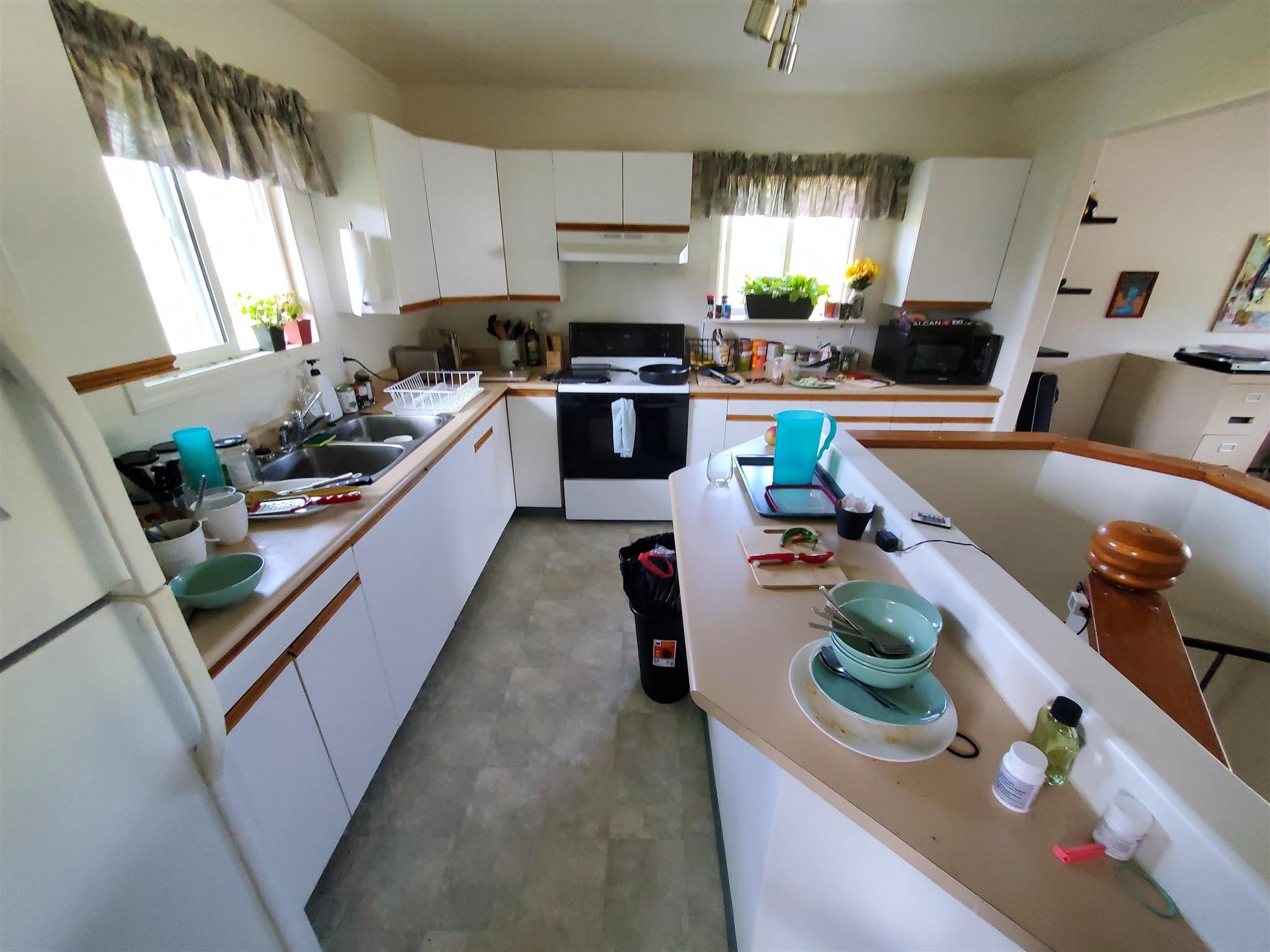 Photo 14: Photos: 1195 - 1197 OMEGA Road in Quesnel: Quesnel - Rural North Duplex for sale (Quesnel (Zone 28))  : MLS®# R2600496