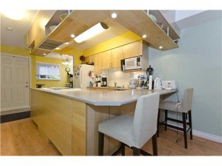 """Photo 4: 2 1285 HARWOOD Street in Vancouver: West End VW Townhouse for sale in """"HARWOOD COURT"""" (Vancouver West)  : MLS®# V919113"""