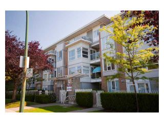 """Photo 1: 108 6198 ASH Street in Vancouver: Oakridge VW Condo for sale in """"THE GROVE"""" (Vancouver West)  : MLS®# V843824"""